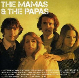 Audio CD Mamas & The Papas. Icon