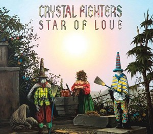 Audio CD Crystal Fighters. Star of love