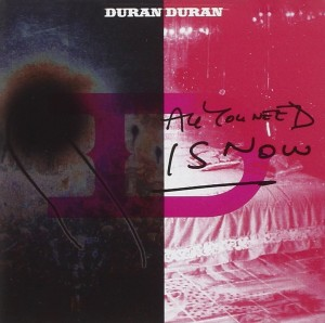 Audio CD Duran Duran. All you need is now