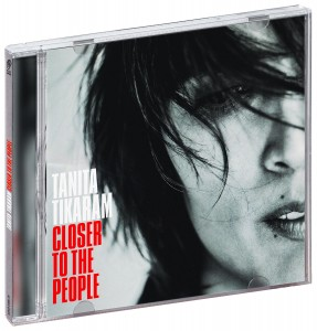 Audio CD Tanita Tikaram. Closer To The People