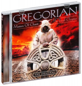 Audio CD Gregorian. Masters Of Chant X: The Final Chapter