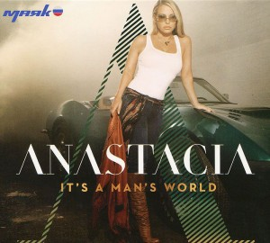 Audio CD Anastacia. It's a man's world