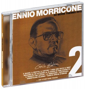 Audio CD Ennio Morricone. Gold Edition. Vol. 2