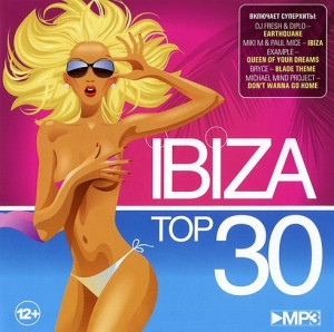 MP3 (CD) Ibiza. Top 30