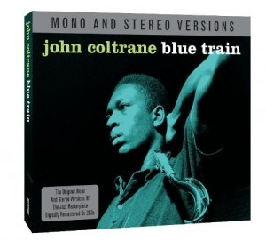 Audio CD John Coltrane. Blue Train Mono & Stereo