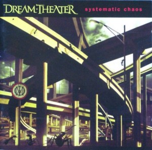 Audio CD Dream Theater. Systematic Chaos
