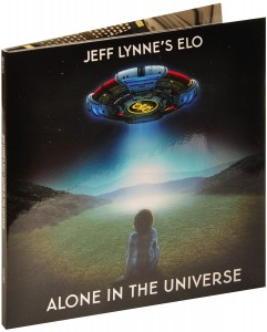 Audio CD Jeff Lynne's ELO. Alone In The Universe (Deluxe Edition)