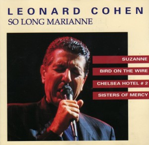 Audio CD Leonard Cohen. So Long Marianne