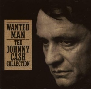 Audio CD Johnny Cash. Wanted Man, The Johnny Cash Collection
