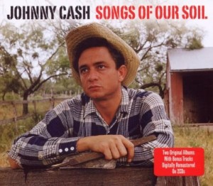 Audio CD Johnny Cash. Songs Of Our Soil