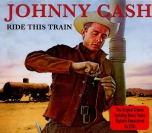 Audio CD Johnny Cash. Ride This Train
