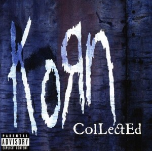 Audio CD Korn. Collected