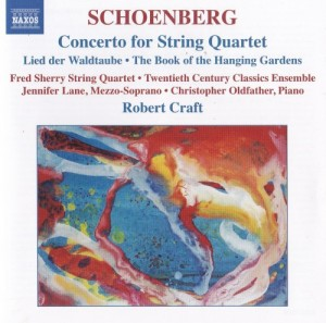 Audio CD Arnold Schoenberg. Concerto For Strin