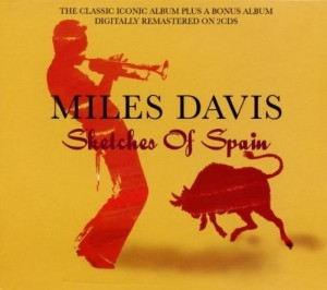Audio CD Miles Davis. Sketches Of Spain