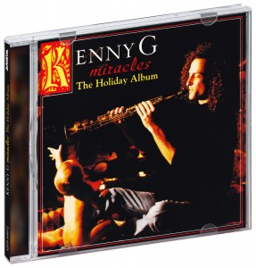 Audio CD Kenny G. Miracles: The Holiday Album