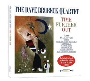 Audio CD Dave Brubeck. Time Further Out