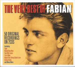 Audio CD Fabian. The Very Best Of