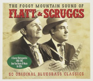 Audio CD Flatt & Scruggs. Foggy Mountain Sound Of