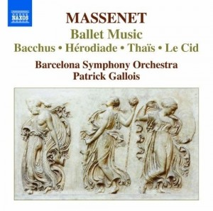 Audio CD Patrick Gallois, Barcelona Symphony Orchestra. Ballet Music