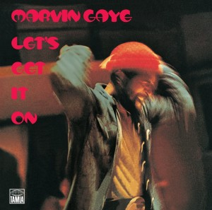 Audio CD Marvin Gaye. Let's Get It On