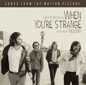 Audio CD When You're Strange. Songs From The Motion Picture