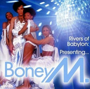 Audio CD Boney M. Rivers Of Babylon: Presenting Boney M