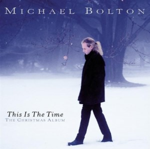 Audio CD Michael Bolton. This Is The Time. The Christmas Album