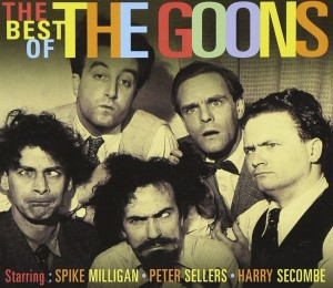 Audio CD The Goons. The Best Of