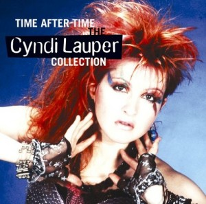 Audio CD Cyndi Lauper. Time After Time. Best of