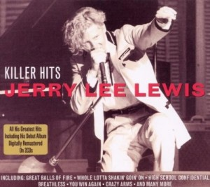 Audio CD Jerry Lee Lewis. Killer Hits