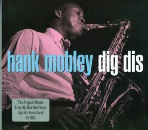Audio CD Hank Mobley. Dig Dis