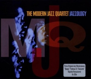 Audio CD Modern Jazz Quartet. Jazzology