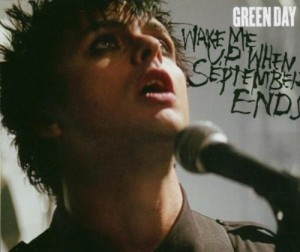 Audio CD Green Day. Wake Me Up When September Ends