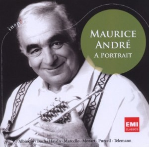 Audio CD Maurice Andre. A Portrait