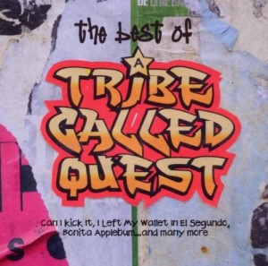 Audio CD A tribe called quest. The best of