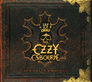 Audio CD Ozzy Osbourne. Memoirs Of A Madman (re-canvass)