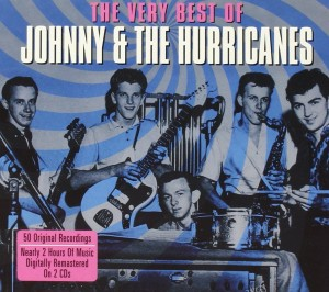 Audio CD Johnny, The Hurricanes. The Very Best of
