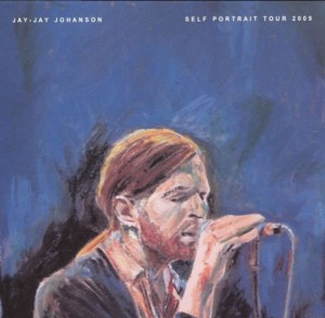 Audio CD Jay-Jay Johanson. Self-Portrait Tour 2009