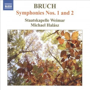 Audio CD Michael Halasz, Staatskapelle Weimar. Symphonies Nos. 1 And 2