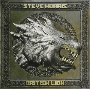 Audio CD Steve Harris. British Lion