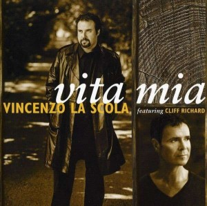 Audio CD Vincenzo La Scola. Vita Mia (With Cliff Richard)