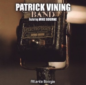 Audio CD Patrick Vining. Atlanta Boogie