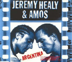 Audio CD Jeremy Healy & Amos. Argentina