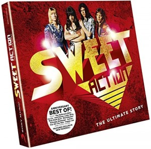 Audio CD Sweet. Action! The Ultimate Story