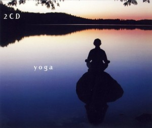 Audio CD Various Artists. White Line Yoga