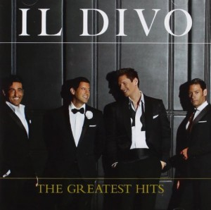 Audio CD Il Divo. The Greatest Hits