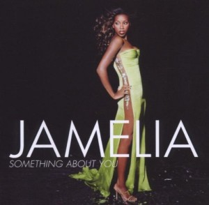 Audio CD Jamelia. Something About You