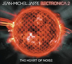 Audio CD Jean-Michel Jarre. Electronica 2: The Heart Of Noise