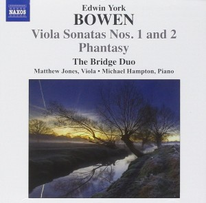 Audio CD The Bridge Duo. Viola Sonatas Nos. 1 And 2