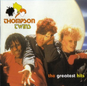 Audio CD Thompson Twins. The Greatest Hits